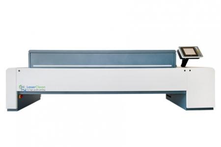 Система за лазерно почистване на растер-валове с ширина до 2500мм